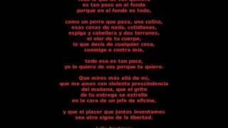 Carta de amor - Julio Cortázar