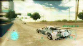 "[OLD VIDEO] Need for Speed: Undercover - Reverse Bug ""Race"""