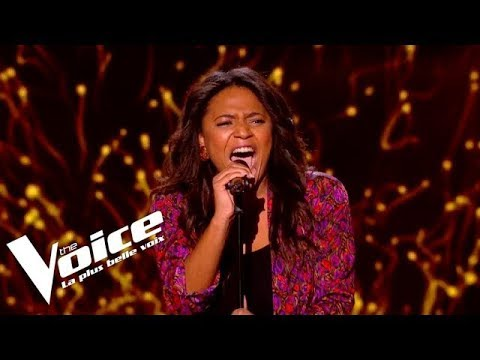 Brandi Carlile - The Story | Axelle | The Voice 2019 | Blind Audition
