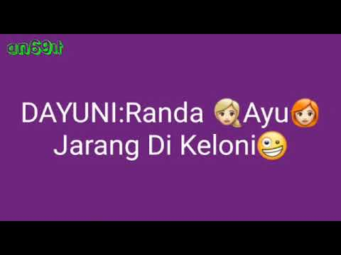 Caption Lucu Jawa 6