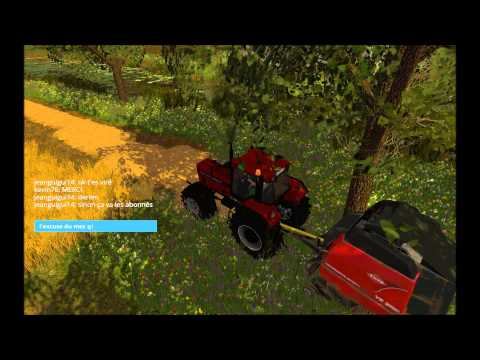 Episode 9 carrière suivie La Vieille France / Farming Simulator 2015 MULTI