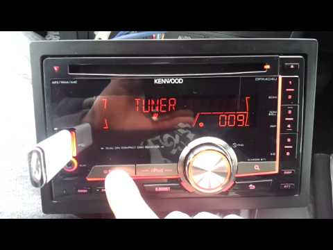 Kenwood  dpx 404u 2-DIN CD/USB-Receiver with iPod control