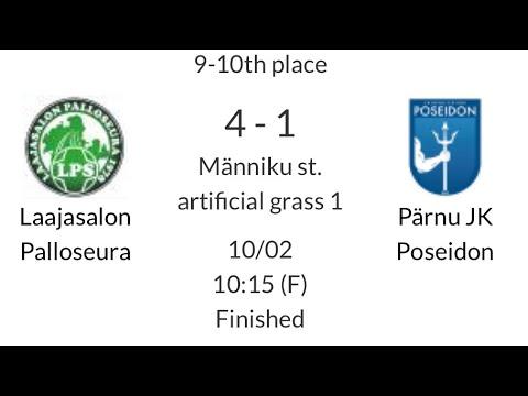f2287ddfda7 Nömme Cup 2019: LPS - Pärnu JK Poseidon - YouTube