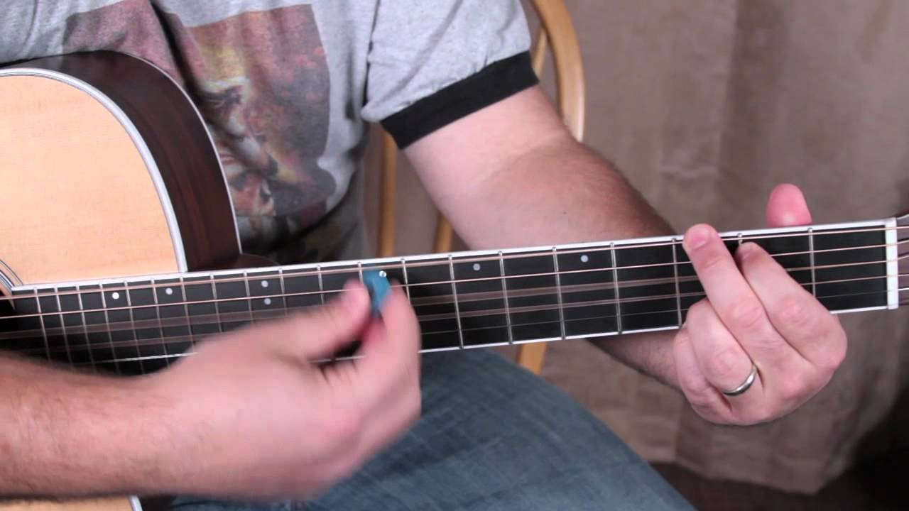 How To Play Oasis Live Forever Easy Acoustic Songs On Acoustic