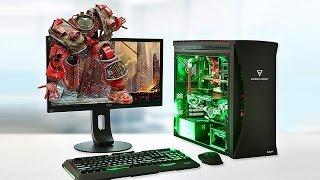Casper Excalibur E800 - Oyun canavarı masaüstü PC kutusundan çıkıyor