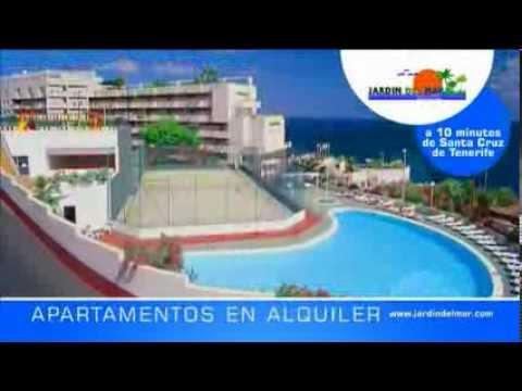Jardin Del Mar Tenerife Youtube