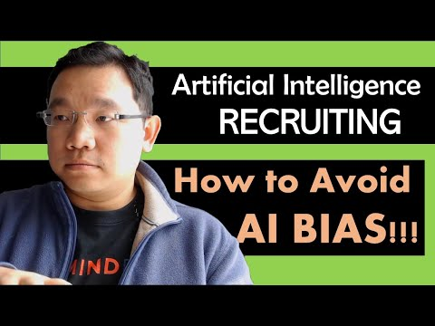 AI Recruiting Trends | AI Algorithm Hiring Bias – AI Human Resources [Brian Chan 2019]