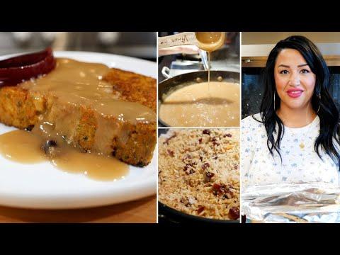 The Best Vegan Holiday loaf recipe | Main Dish Recipe