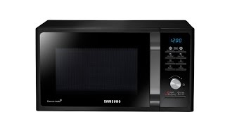 Microwave Oven MWF300G Solo MWO with Healthy Cooking 23 L MS23F301TAK Review
