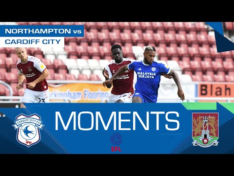 Northampton Cardiff Goals And Highlights