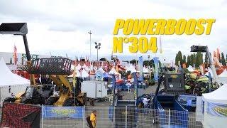 Kubota va lancer un nouveau tracteur avec un moteur à 6 cylindres ! PowerBoost N°304 ( 18/09/2015 )