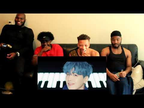 BTS (방탄소년단) 작은 것들을 위한 시 (Boy With Luv) Feat. Halsey MV REACTION