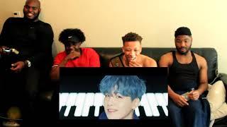 Gambar cover BTS (방탄소년단) 작은 것들을 위한 시 (Boy With Luv) feat. Halsey MV REACTION