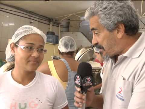 Fábrica de Hóstia - Ponte Nova (Jornal Educar 05/07)