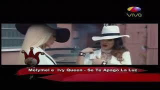 Melymel e Ivy Queen lanzan un tema musical juntas - Los Dueños Del Circo TV Video