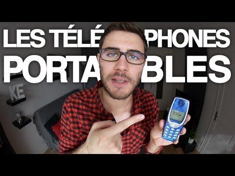 Les téléphones -