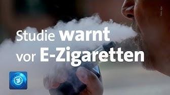 Neue Forschungsergebnisse: Warnung vor E-Zigaretten