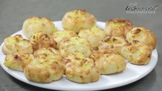 Пирожки Кныши - белорусская кухня