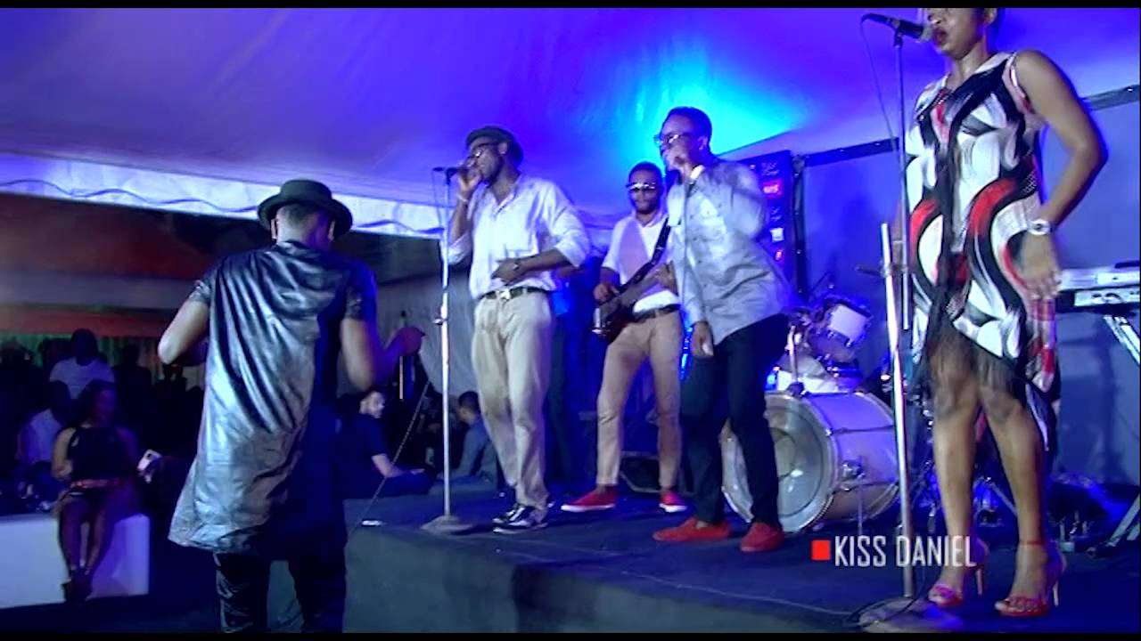 Download Kiss Daniel (Official Video) Good Time With Live Band 2016
