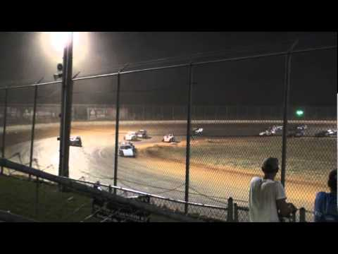 West Plains Motor Speedway B-Mod Feature 5-26-12