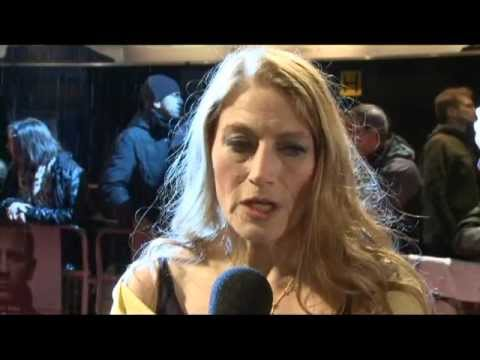 Geraldine James 'Cecilia Vanger' at The Girl With The Dragon Tattoo's UK Premiere