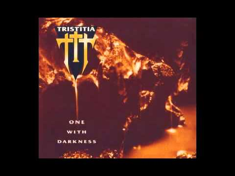 TRISTITIA - One with darkness [1995] full...