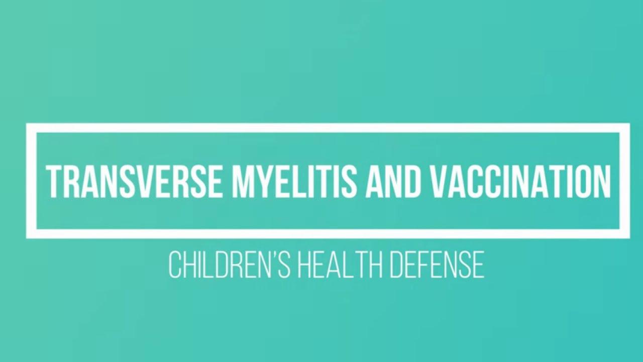 Transverse Myelitis en Vaccinatie