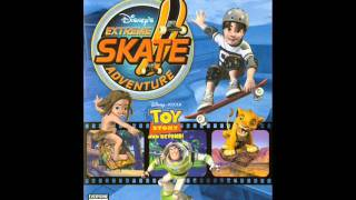 (OST) Disney Extreme Skate Adventure: Simple Plan - Grow Up