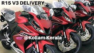 #YamahaFZV3 #YamahaR15V3ABS #YamahaKollam #YamahaCustomer #FirstSaleFZV3Kerala #MalayalamVlogs #R15