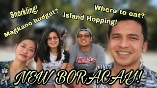 MAGKANO BUDGET TO BORACAY?! | First time ko!