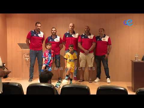 El Club Deportivo Puerto presenta su cuerpo técnico para la próxima temporada