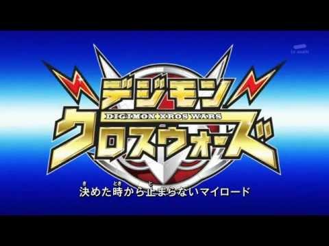 Digimon Xros Wars  Latino TV. Vercion