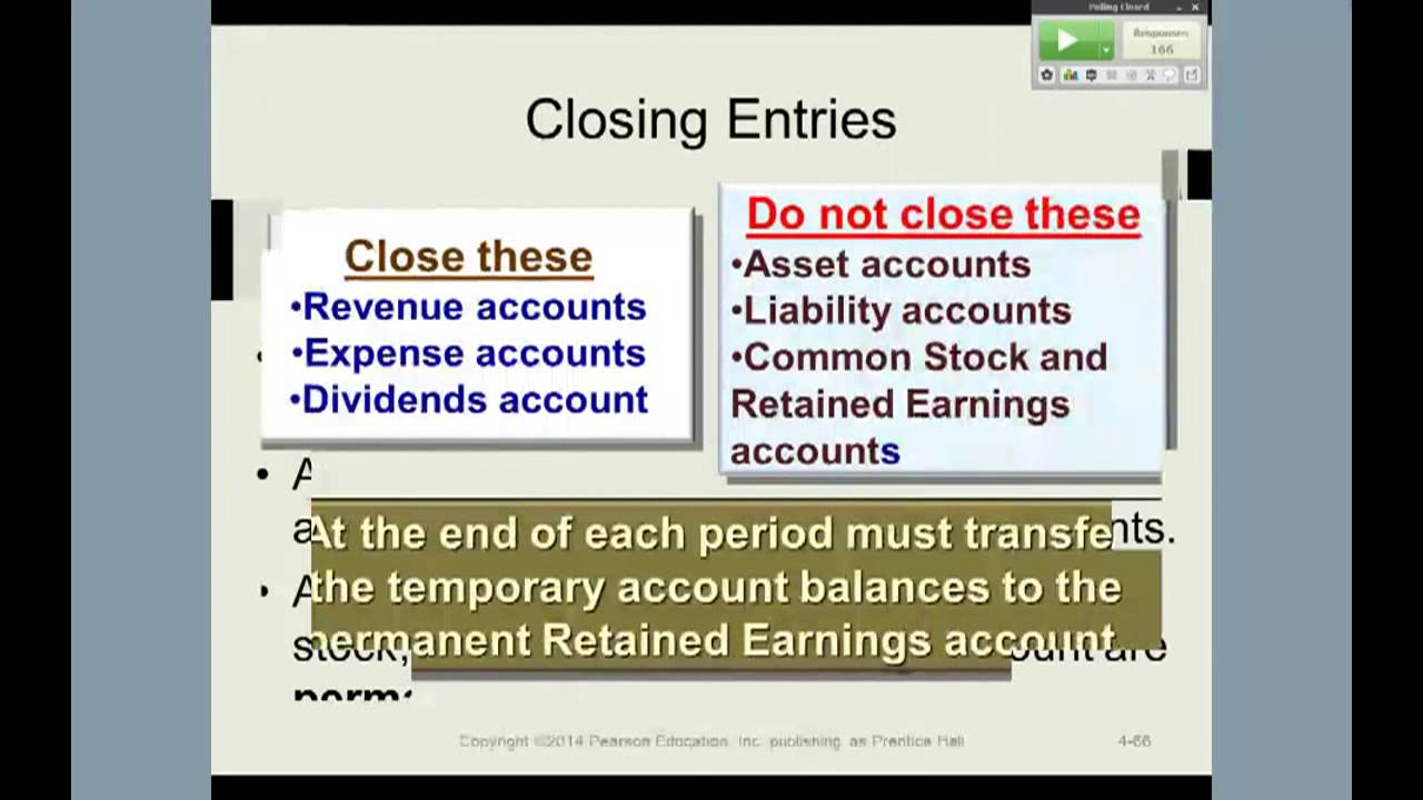Intro to Financial Accounting: Worksheets and Closing Entries ...