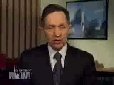 Kucinich votes against supporting Iraeli Offensive