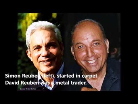 #SecretsSelfMadeBillionaires 0107 David and Simon Reuben Richest Selfmade Billionaires in England