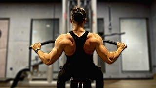 Rückentraining - Latissimus Fitnesstraining
