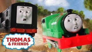 Diesel, Percy and the Quarry Quarrel | Try To Do Things Better Sing-Along | Thomas & Friends