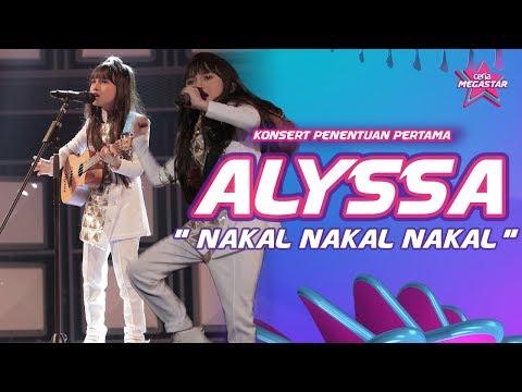 Amboi Alyssa Nakal Nakal Nakal Nak 'Beat' Ayda Jebat I Nabil Pak Nil Johan Sabri Yunus