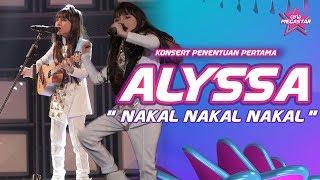 Amboi Alyssa Nakal Nakal Nakal Nak 'beat' Ayda Jebat I Nabil Pak Nil Joh