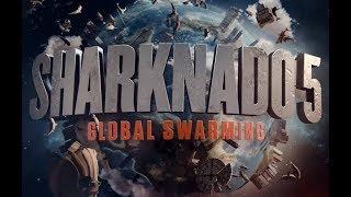 Comic Uno Sharknado 5 Global Swarming (Movie Review) streaming