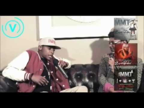 M.M.T : Tatea Da MC interview on THE VOICE talks HTown king!! and the MMT LP
