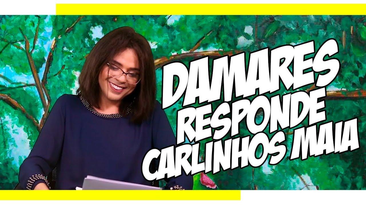 MINISTRA RESPONDE CARLINHOS MAIA E FALA SOBRE A SAÚDE DO PAÍS