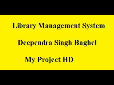library management syatem using php mysql html in hindi my project hd  part 5