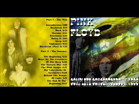 Pink Floyd - The Man live (1969)