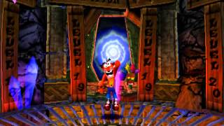 Crash Bandicoot 2 // Episode Fin du Monde [1h38] // Fin du jeu !