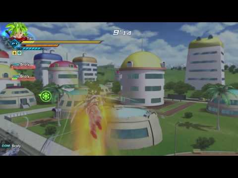 Dragon Ball Xenoverse 2: Parallel Quests 95-100