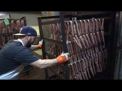 G and W Sausage:  South St. Louis' little piece of Germany