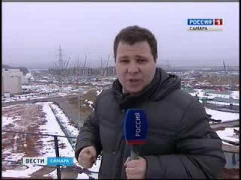 КОШЕЛЕВ-проект. Строительство новой дороги. Сюжет ВГТРК