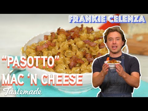 Pasotto Mac & Cheese With Bacon — the Sequel I Frankie Celenza
