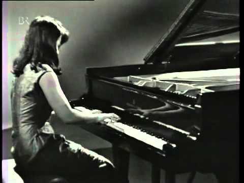 Chopin, Scherzo No. 2, Martha Argerich 1966